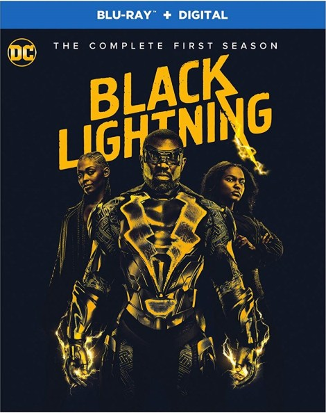 'Black Lightning: The Complete First Season'; Arrives On Blu-ray & DVD June 26, 2018 From DC & Warner Bros 4