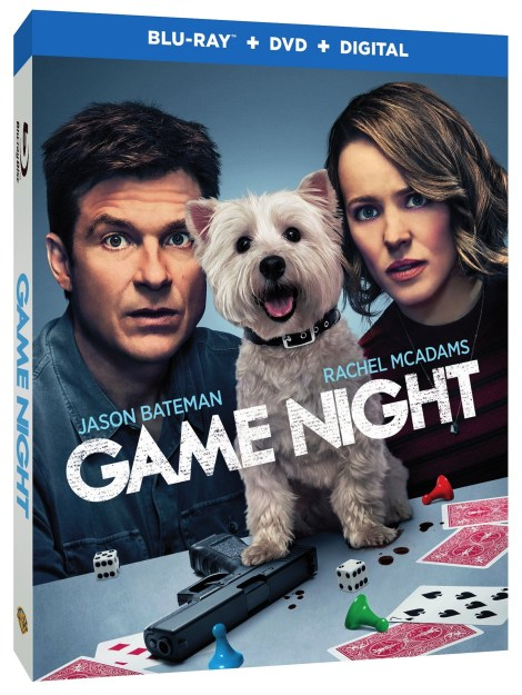 'Game Night'; Arrives On Digital May 1 & On Blu-ray & DVD May 22, 2018 From Warner Bros 3