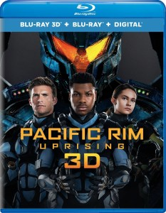 'Pacific Rim: Uprising'; Arrives On Digital June 5 & On 4K Ultra HD, 3D Blu-ray, Blu-ray & DVD June 19, 2018 From Universal 1