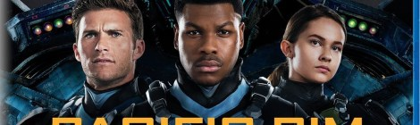 'Pacific Rim: Uprising'; Arrives On Digital June 5 & On 4K Ultra HD, 3D Blu-ray, Blu-ray & DVD June 19, 2018 From Universal 2