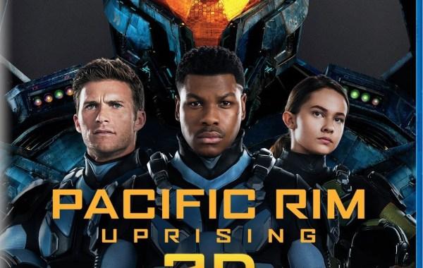 'Pacific Rim: Uprising'; Arrives On Digital June 5 & On 4K Ultra HD, 3D Blu-ray, Blu-ray & DVD June 19, 2018 From Universal 22