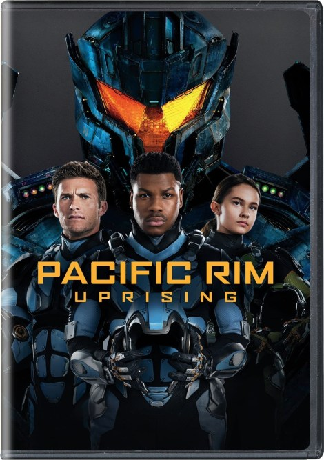 'Pacific Rim: Uprising'; Arrives On Digital June 5 & On 4K Ultra HD, 3D Blu-ray, Blu-ray & DVD June 19, 2018 From Universal 9