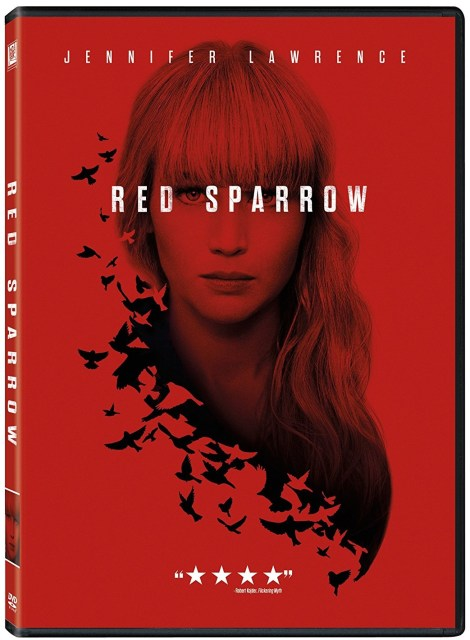 'Red Sparrow'; Arrives On 4K Ultra HD, Blu-ray & DVD May 22, 2018 From Fox Home Ent. 5