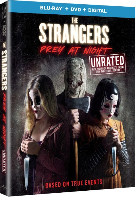 'The Strangers: Prey At Night' Unrated; Arrives On Digital May 22 & On Blu-ray & DVD June 12, 2018 From Universal 2
