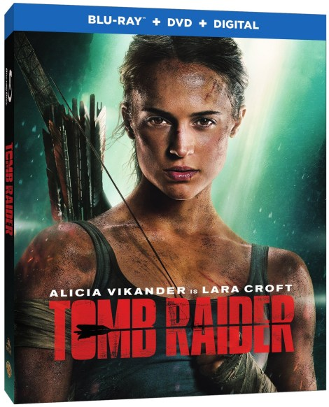 'Tomb Raider'; Arrives On Digital May 29 & On 4K Ultra HD, 3D Blu-ray, Blu-ray & DVD June 12, 2018 From MGM & Warner Bros 6