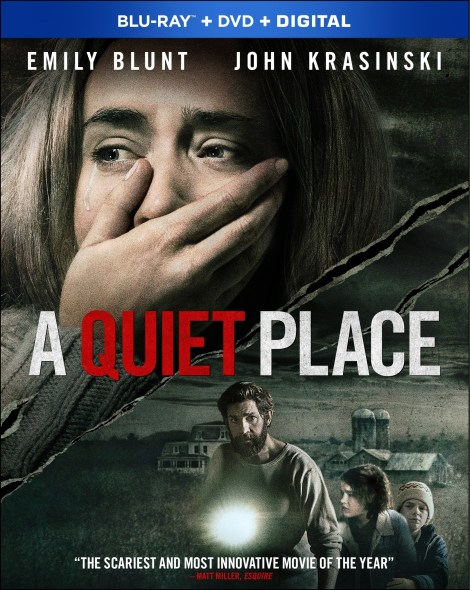 'A Quiet Place'; Arrives On Digital June 26 & On 4K Ultra HD, Blu-ray & DVD July 10, 2018 From Paramount 6