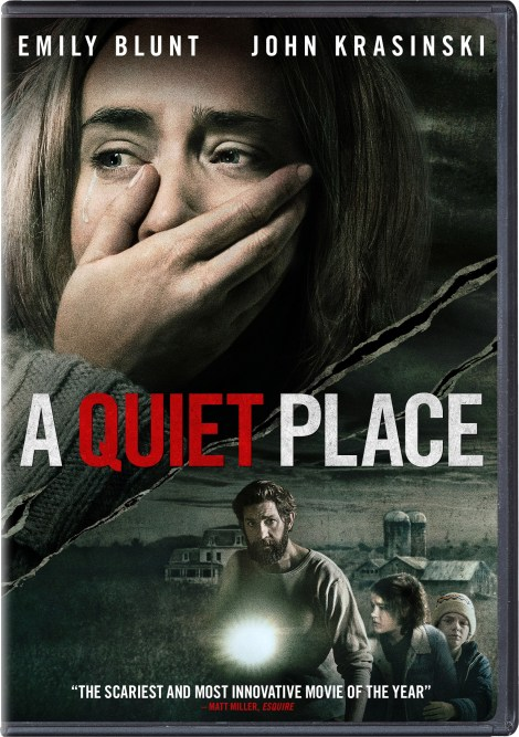 'A Quiet Place'; Arrives On Digital June 26 & On 4K Ultra HD, Blu-ray & DVD July 10, 2018 From Paramount 18