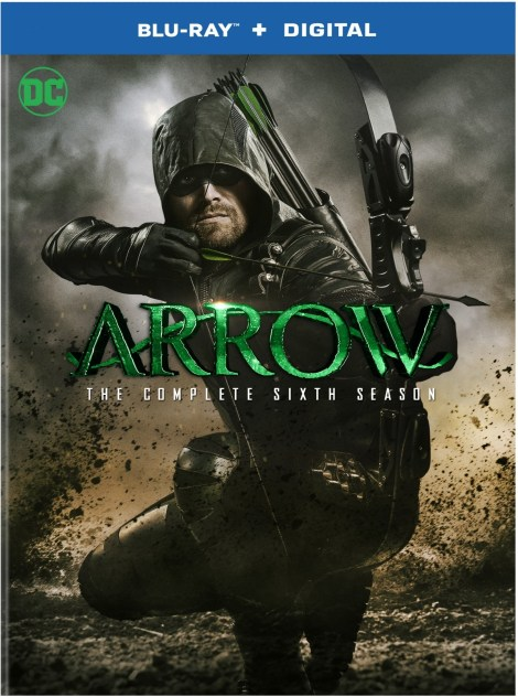 'Arrow: The Complete Sixth Season'; Arrives On Blu-ray & DVD August 14, 2018 From DC & Warner Bros 4