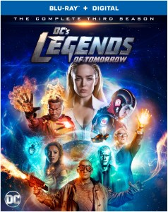 [Blu-Ray Review] 'DC's Legends Of Tomorrow: The Complete Third Season': Now Available On Blu-ray & DVD From DC & Warner Bros 1