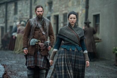 'Outlander' Renewed For Two Additional Seasons By Starz; Now Set Through Season 6 1
