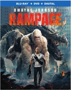 [Blu-Ray Review] 'Rampage': Now Available On 4K Ultra HD, Blu-ray, 3D Blu-ray, DVD & Digital From Warner Bros 1
