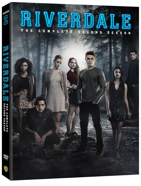 'Riverdale: The Complete Second Season'; Arrives August 7, 2018 On DVD From Warner Bros & On Blu-ray From Warner Archive 2