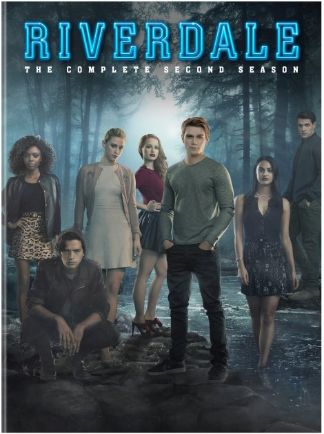 'Riverdale: The Complete Second Season'; Arrives August 7, 2018 On DVD From Warner Bros & On Blu-ray From Warner Archive 3