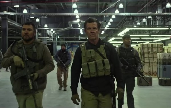 The War Begins In Another New 'Sicario: Day Of The Soldado' Trailer 4