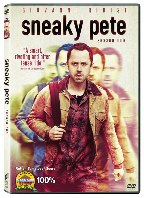 'Sneaky Pete: Season One'; Arrives On DVD July 17, 2018 From Sony TV 3