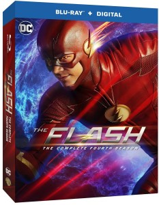 'The Flash: The Complete Fourth Season'; Arrives On Blu-ray & DVD August 28, 2018 From DC & Warner Bros 1