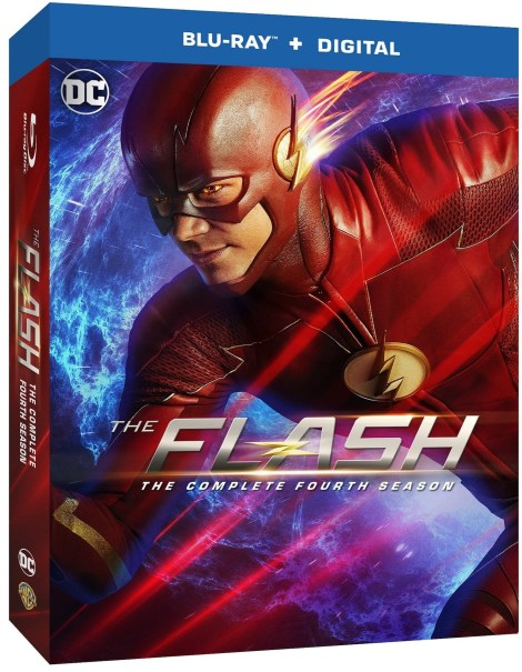 'The Flash: The Complete Fourth Season'; Arrives On Blu-ray & DVD August 28, 2018 From DC & Warner Bros 3