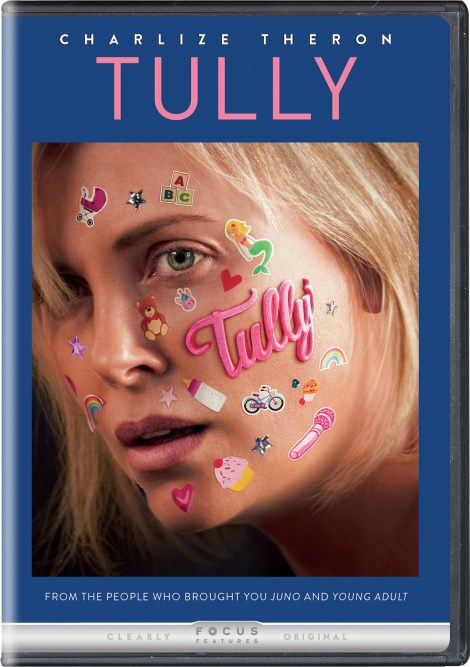 'Tully'; Arrives On Digital July 17 & On Blu-ray & DVD July 31, 2018 From Universal 8