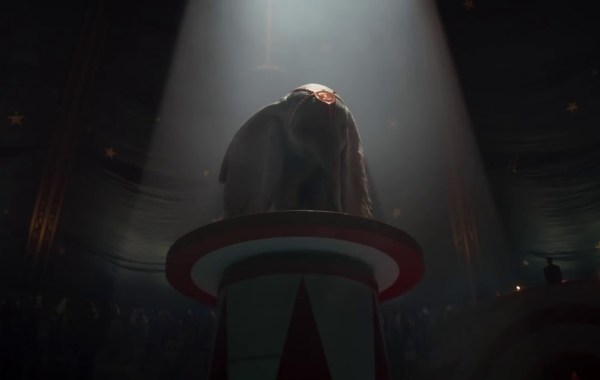 Soar To New Heights With The First Trailer & Poster For Disney's Live-Action 'Dumbo' Movie 10
