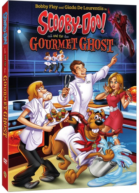 Trailer, Artwork & Release Details For 'Scooby-Doo! And The Gourmet Ghost'; Arrives On Digital August 28 & On DVD September 11, 2018 From Warner Bros 2