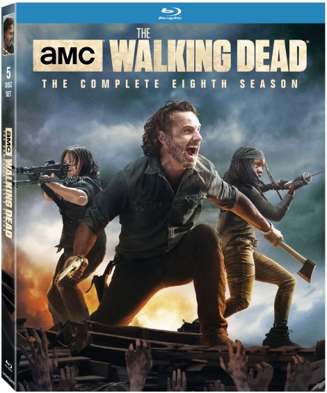 'The Walking Dead: The Complete Eighth Season'; Arrives On Blu-ray & DVD August 21, 2018 From Lionsgate 5