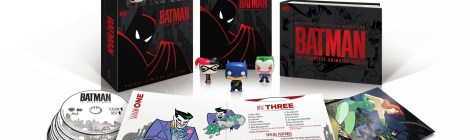 Bonus Content Listings, Artwork & More For 'Batman: The Complete Animated Series'; Deluxe Limited Edition Blu-ray Set Arrives October 16, 2018 From DC & Warner Bros 36