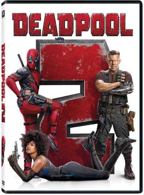 'Deadpool 2' Super Duper $@%!#& Cut; Arrives On Digital August 7 & On 4K Ultra HD & Blu-ray August 21, 2018 From Fox Home Ent. 6