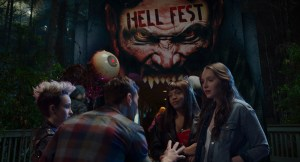 The First Trailer, Poster & Stills From 'Hell Fest' Invite You To A Halloween Horror Park Filled With Terror 1