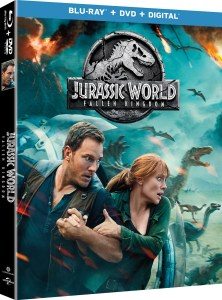 'Jurassic World: Fallen Kingdom'; Arrives On Digital September 4 & On 4K Ultra HD, 3D Blu-ray, Blu-ray & DVD September 18, 2018 From Universal 1