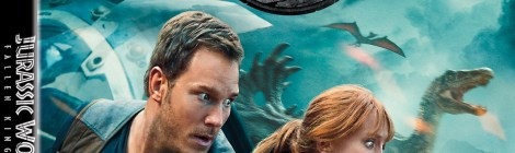 'Jurassic World: Fallen Kingdom'; Arrives On Digital September 4 & On 4K Ultra HD, 3D Blu-ray, Blu-ray & DVD September 18, 2018 From Universal 20