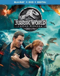 [Blu-Ray Review] 'Jurassic World: Fallen Kingdom': Available On 4K Ultra HD, 3D Blu-ray, Blu-ray & DVD September 18, 2018 From Universal 1