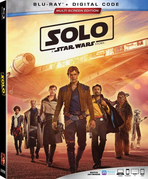 'Solo: A Star Wars Story'; Arrives On Digital September 14 & On 4K Ultra HD, Blu-ray & DVD September 25, 2018 From Lucasfilm 4