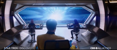 The Next Adventure Begins In The SDCC First-Look Trailer For Season 2 Of 'Star Trek: Discovery' 1
