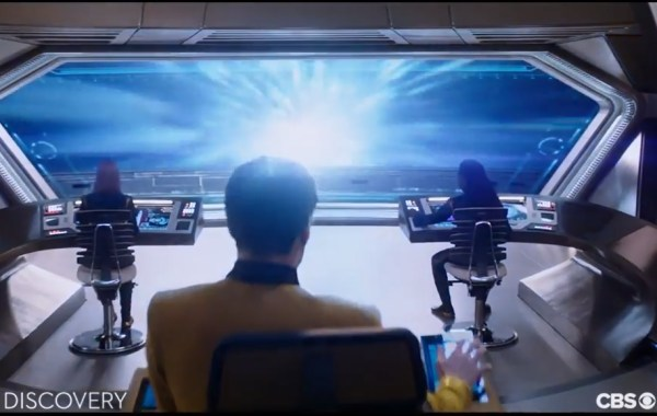 The Next Adventure Begins In The SDCC First-Look Trailer For Season 2 Of 'Star Trek: Discovery' 10