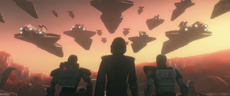 A New Trailer & Announcement From SDCC Confirms The Return Of 'Star Wars: The Clone Wars' 1