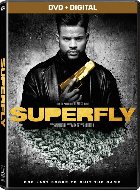 'Superfly'; Arrives On Digital August 28 & On Blu-ray & DVD September 11, 2018 From Sony Pictures 5