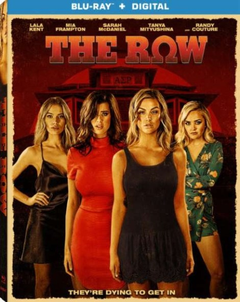 'The Row'; Arrives On Blu-ray & DVD September 25, 2018 From Lionsgate 2