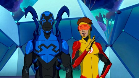 The First Trailer For 'Young Justice Outsiders' Arrives From SDCC 1