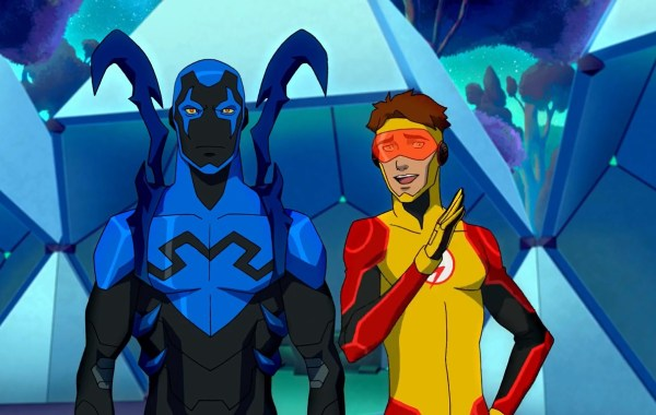 The First Trailer For 'Young Justice Outsiders' Arrives From SDCC 19