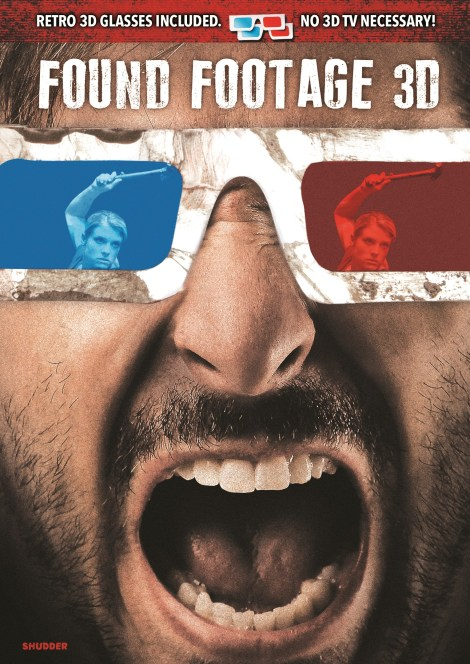 'Found Footage 3D'; Arrives On Blu-ray & DVD September 4, 2018 From Shudder 3