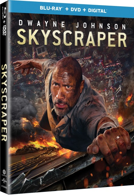 [GIVEAWAY] Win 'Skyscraper' On Blu-ray Combo Pack: Available On 4K Ultra HD, 3D Blu-ray, Blu-ray & DVD October 9, 2018 From Universal 2
