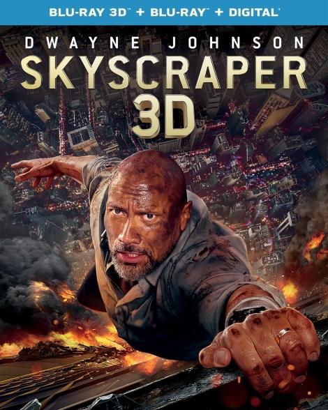 'Skyscraper'; Arrives On Digital September 25 & On 4K Ultra HD, 3D Blu-ray, Blu-ray & DVD October 9, 2018 From Universal 8