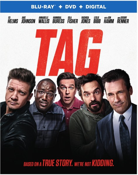 'Tag'; The Comedy Arrives On Digital August 17 & On Blu-ray & DVD August 28, 2018 From Warner Bros 4