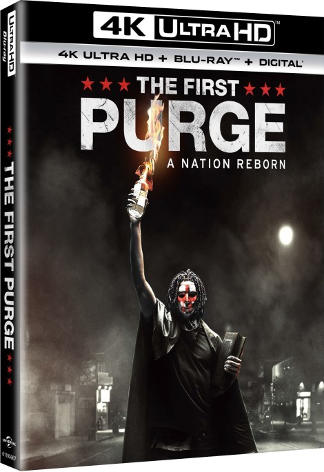 'The First Purge'; Arrives On Digital September 18 & On 4K Ultra HD, Blu-ray & DVD October 2, 2018 From Universal 20