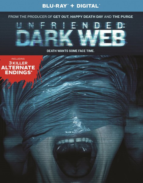'Unfriended: Dark Web'; Arrives On Digital October 2 & On Blu-ray & DVD October 16, 2018 From Universal 5