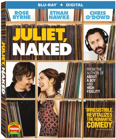 'Juliet, Naked'; The Romantic Comedy Starring Rose Byrne & Ethan Hawke Arrives On Digital October 30 & On Blu-ray & DVD November 13, 2018 From Lionsgate 5