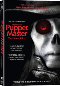 [GIVEAWAY] Win 'Puppet Master: The Littlest Reich' On DVD: Available On 4K Ultra HD, Blu-ray & DVD September 25, 2018 From RLJE Films 1