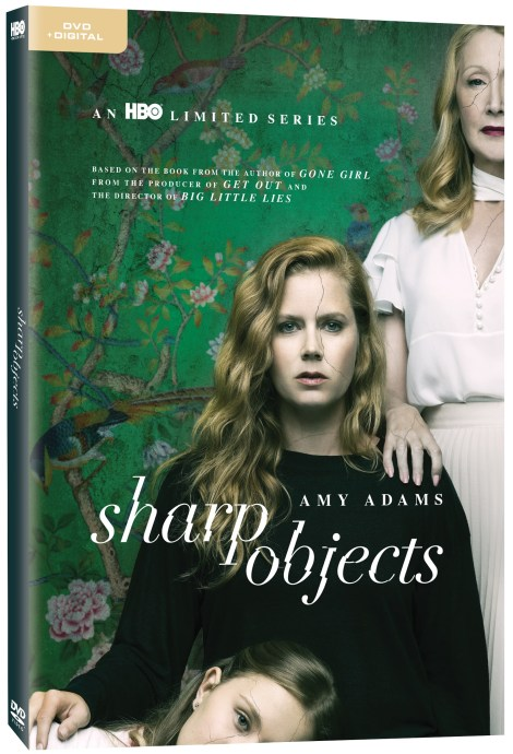 Amy Adams Stars In HBO's 'Sharp Objects'; Arrives On Blu-ray & DVD November 27, 2018 & Now Available On Digital From HBO 5