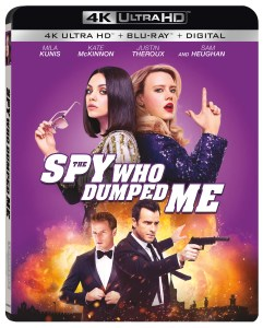 'The Spy Who Dumped Me'; Arrives On Digital October 16 & On 4K Ultra HD, Blu-ray & DVD October 30, 2018 From Lionsgate 1