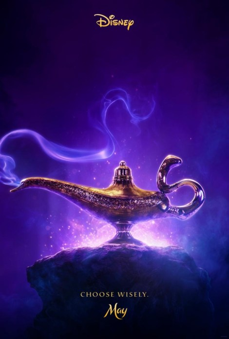 The First Trailer & Poster For Disney's Live-Action 'Aladdin' Movie Are Here 2